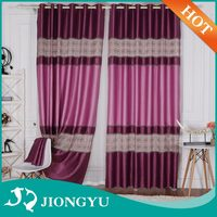 Wholesale Fancy Best Price embroidery window curtain patterns