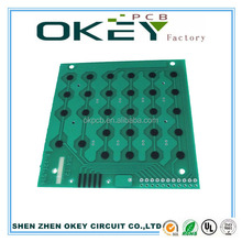 OEM Service FR4 heated bed pcb for 3D Printer Professional PCB Manufacturer