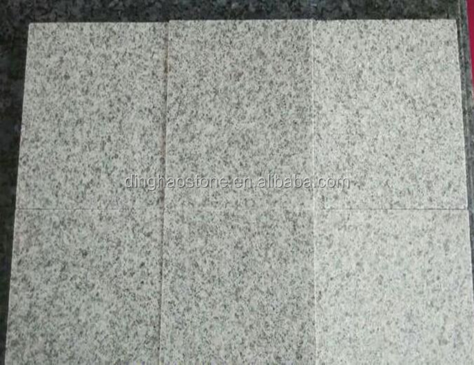 High polished wavy white granite bathroom wall tile