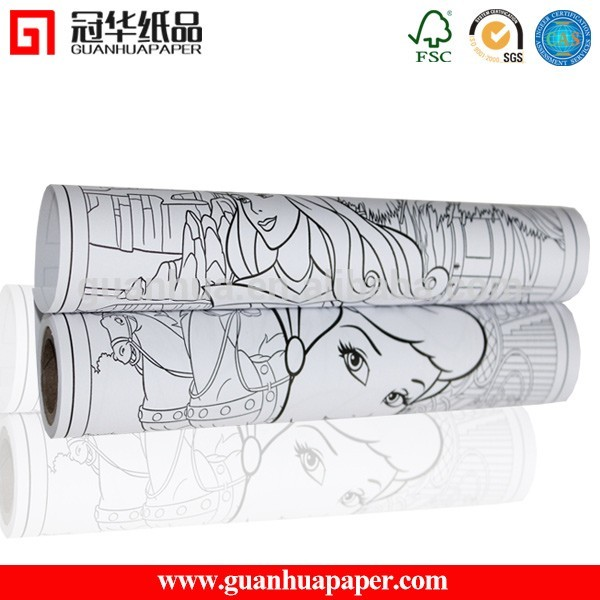 Customized Available a4 watercolor paper , drawing paper roll