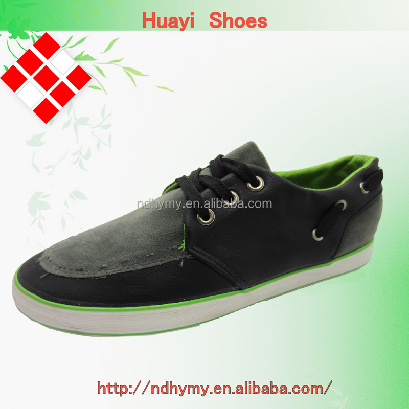 wholesale usa men black canvas sneaker