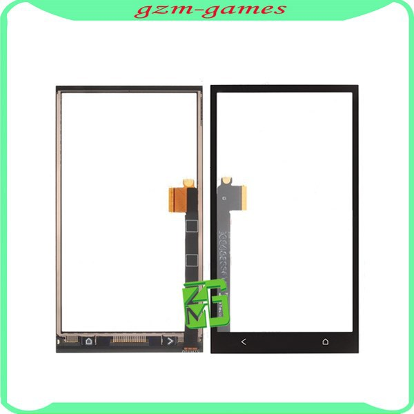 Hot sale outer screen lens for HTC One M7 digitizer touch screen glass, for M7 screen lens