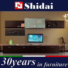 wooden TV unit, mdf tv unit furniture, wooden modern tv units and led wooden display E-24 E-25 E-30 E-31
