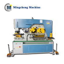 Light Channed Steel punching and shearing machine blanking new products on china market 2016