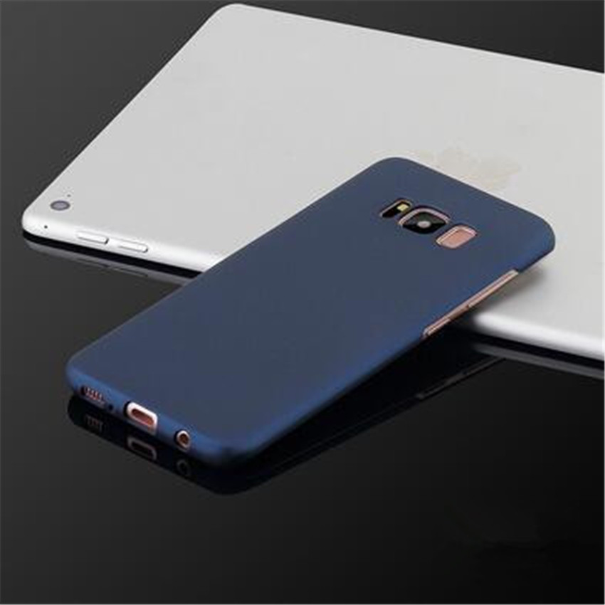 Hot selling Super-Slim Full Body Protector Cover Frosted PC phone Case for Samsung S8 & s7edge& s8plus