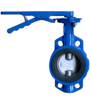 Price Stainless Steel Wafer New Arrival Butterfly Valve