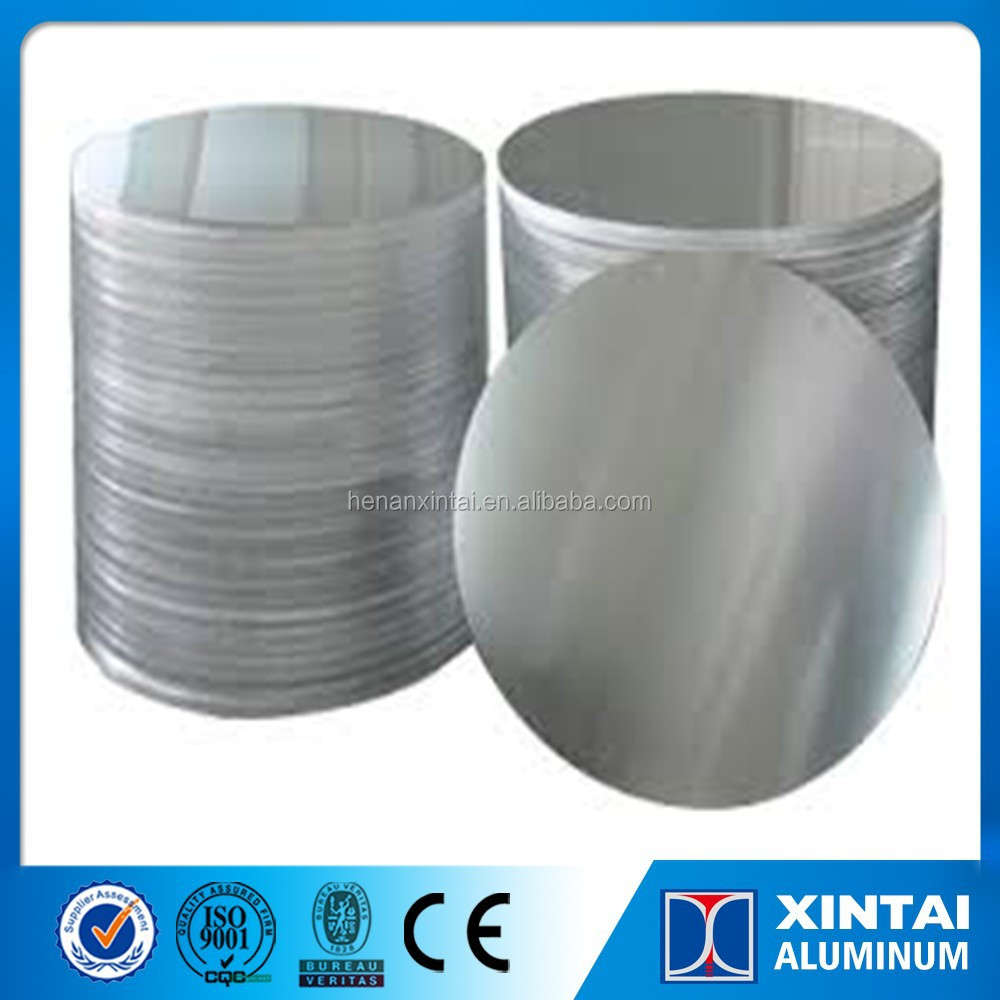 Deep Drawing Aluminium Circles/Discs For Cookware