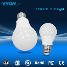Hot Sale LED Bulb 12W E27 220V LED Plastic Bulb Light with cheap price
