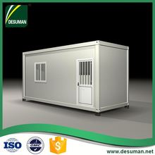 DESUMAN quantity production ISO wind and earthquake resistance log cabin