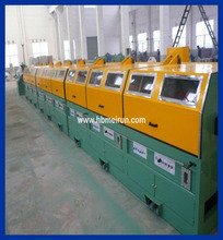 Straight wire drawing machine manufacturer of steel wire for nail