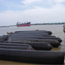Ship launching and dry docking marine airbags used for dockyard, barges, vessels and tugboat