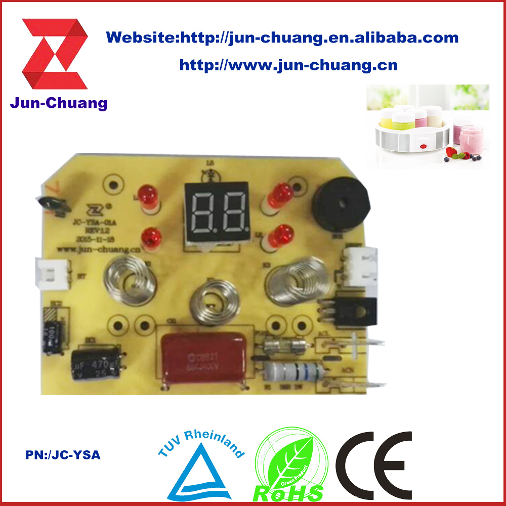 China manufacturer rf receiver circuit board 433mhz