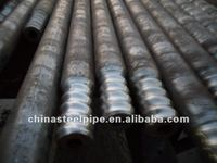 seamless pipe for drill rods