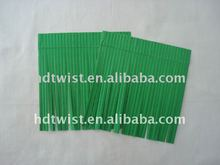 Gang Paper twist ties/Paper wire ties/multistripes