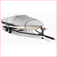 V-Hull Cuddy Cabin Boat Cover, trailerable boat cover, universal boat cover
