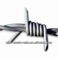low price razor blade barbed wire with different sizes ,20 years factory+ISO9001 Certificate