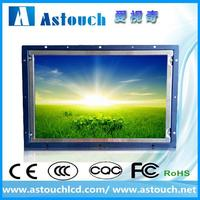 high brightness 10 inch to 42 inch waterproof lcd monitor for shopping more