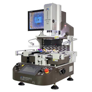 2017 Original Seamark Zhomao ZM-R720 Automatic BGA Rework Station for Mobile/Laptop/LED LCD Screen Repair Machine ZM-R720