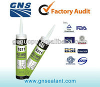GNS good adhsive acrylic sealant silicone sealant for wood