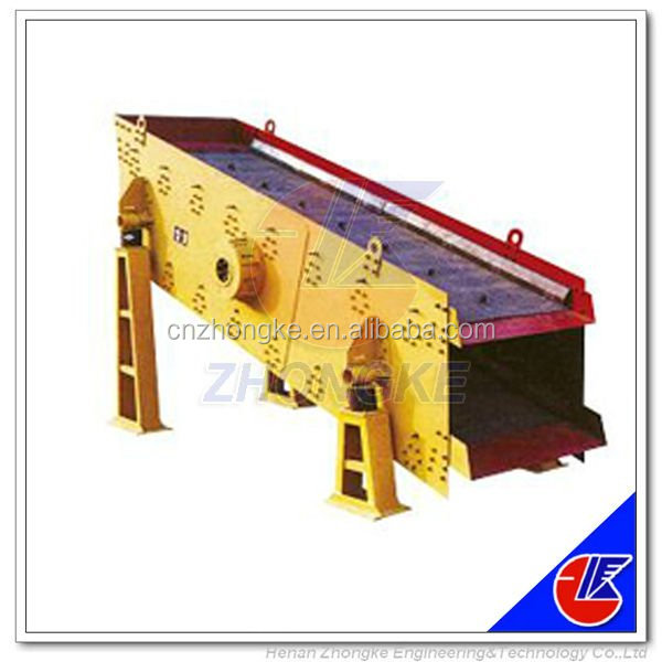 Zhongke vibrating screen for fertilizer,vibration feeder screen machine