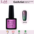 GelArtist High Quality Chameleon UV Color Gel Soak Off Nail Gel Polish