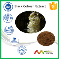 high quality natural Black Cohosh Extract/Triterpene Glycosides