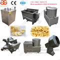 Commercial Banana Processing Line/Banana Chips Cutting Machine