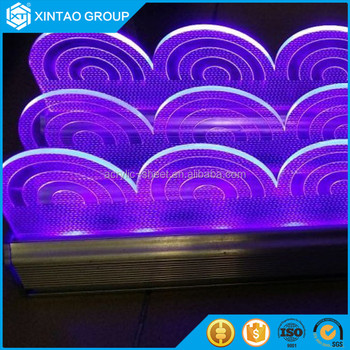 2017 Xintao good price acrylic Light Guide Plate for Light box