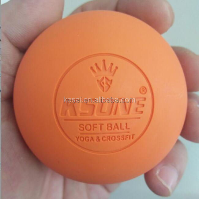 2017 new soft lacrosse massage Ball