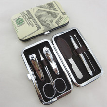 US Dollar manicure kit manicure pedicure sets travel kit