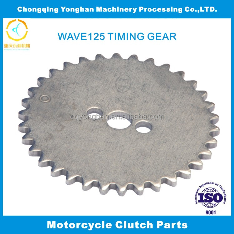 OEM WAVE125 Timing Sprocket for Motorcycle, clutch part