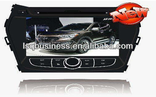Car MP3 player for Hyundai IX45 with 3G GPS Bluetooth Radio IPOD MP4 player,ST-C209 S100Platform