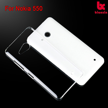 For Nokia 550 clear mobile phone case China supplier transparent back case mobile accessories high clear mobile cover Alibaba