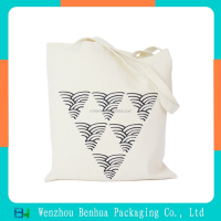 Wholesale Natural Tote Canvas Shopping Bag