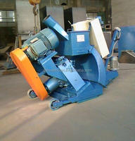 burnishing dust-free road litch surface shot blasting machine