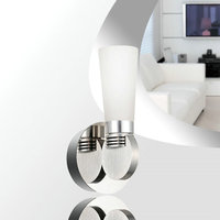 Professional Aluminum & Acrylic wall light fixtures with CE certificate