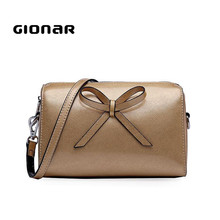 2018 Trending Style High Quality Phone Wallet Crossbody Mini Yellow Leather Handbags