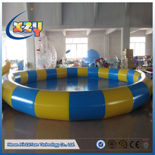 Supply directly large inflatable adult indoor outdoor swimming pools for sale with holders