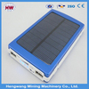 2015 New Arrival Portable Waterproof Solar Power Bank 5000mah Newcay Wholesale Cell Phone Charger