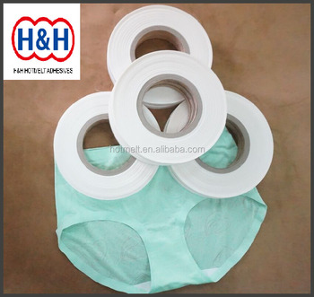 Hot Melt Adhesive Film for Sew Free Panty