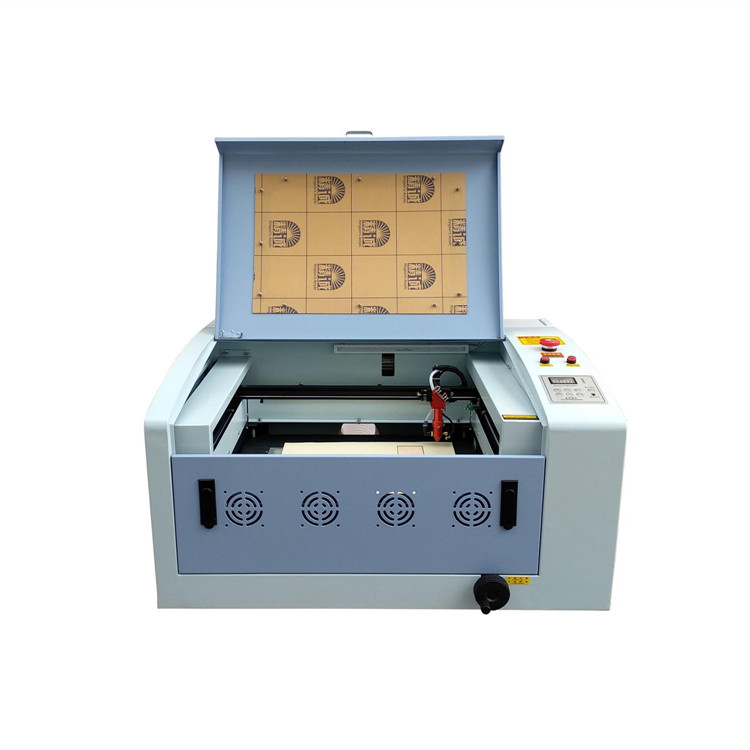 Table top laser engraving machine for clothing denim jeans shoe design coconut shell