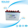 Factory direct 65D31R 12v 70ah car starting battery for Japaness car