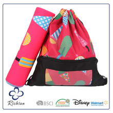 Latest Design Beach Towel Bag Set Wholesale