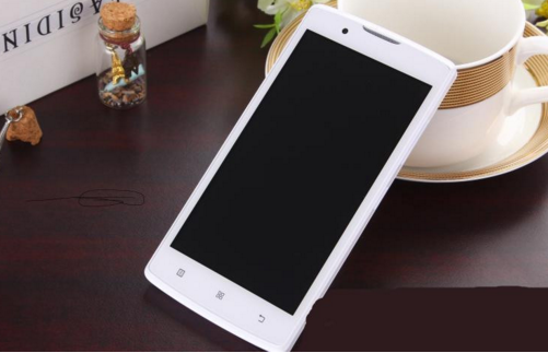 Original 4.5 inch Lenovo A2860 MTK6735 Quad Core 512MB RAM/4GB ROM 800*480 2 Camera Android 4.4 Smartphone