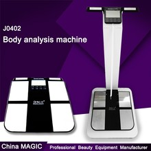 Good quality Portable professional body composition analyzer / body fat scale