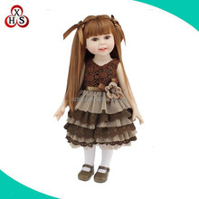 factory custom plastic baby girl doll wholesale safety plastic dolls in cheap price