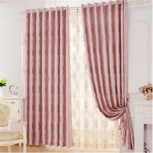 Polyester cotton fabric curtain window curtain