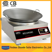 5000 watts German Portable Wok Induction Cooker