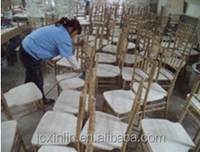 Wooden Event White Chiavari Chair / Event Chair