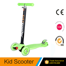 trick scooters with flash PU wheel